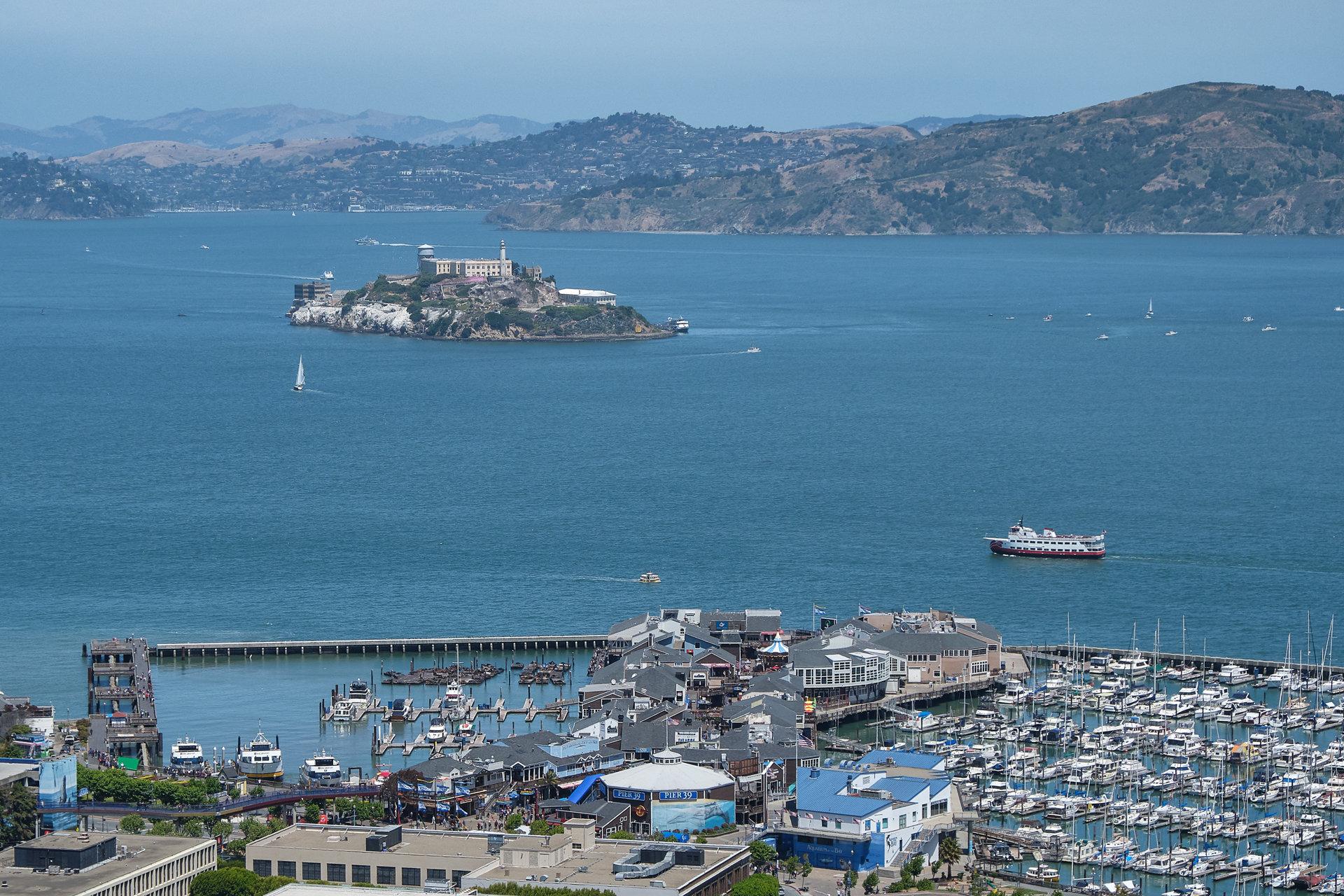 16 - L\'évadé D\'Alcatraz (1)