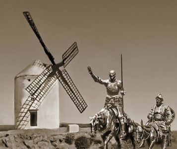 22 - Don Quichotte De La Mancha (1)