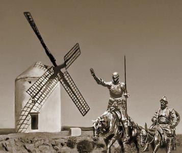 22 - Don Quichotte De La Mancha (1)