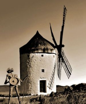 22 - Don Quichotte De La Mancha (2)
